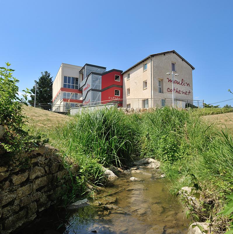 Moulin Cothenet – St-Jean-d'Ardières (69)