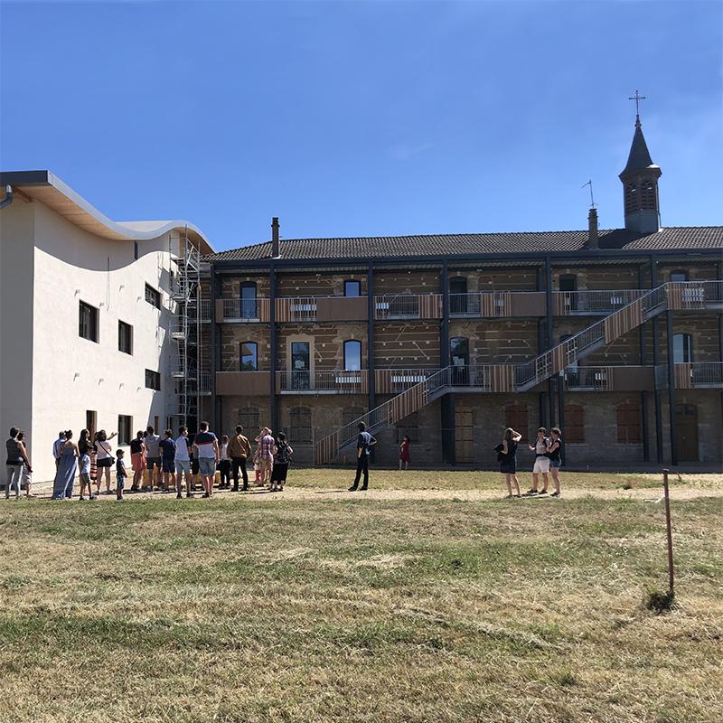 Ensemble Saint-Joseph – St-Didier-sur-Ch. (01)